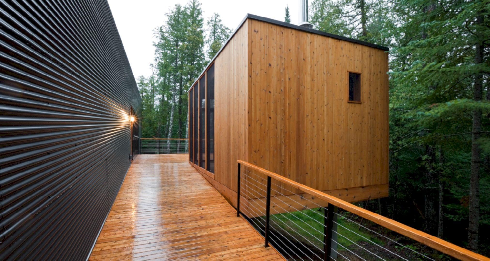 Gunflint Lake Cabin By VJAA 11