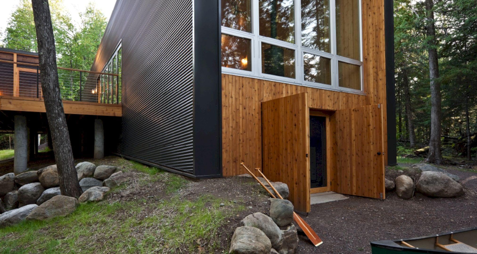 Gunflint Lake Cabin By VJAA 5
