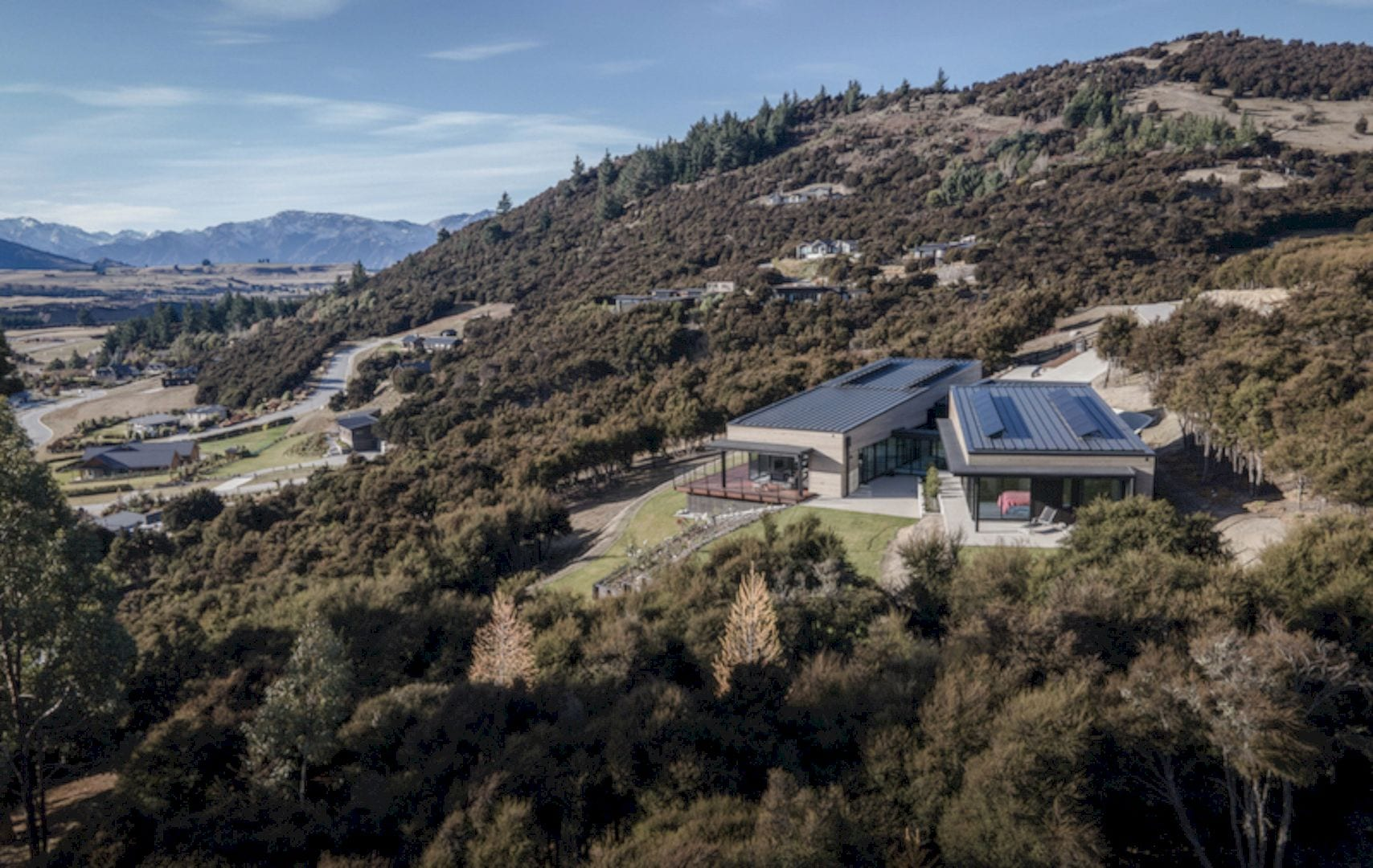 Hidden Hills Retreat By Condon Scott Architects 12