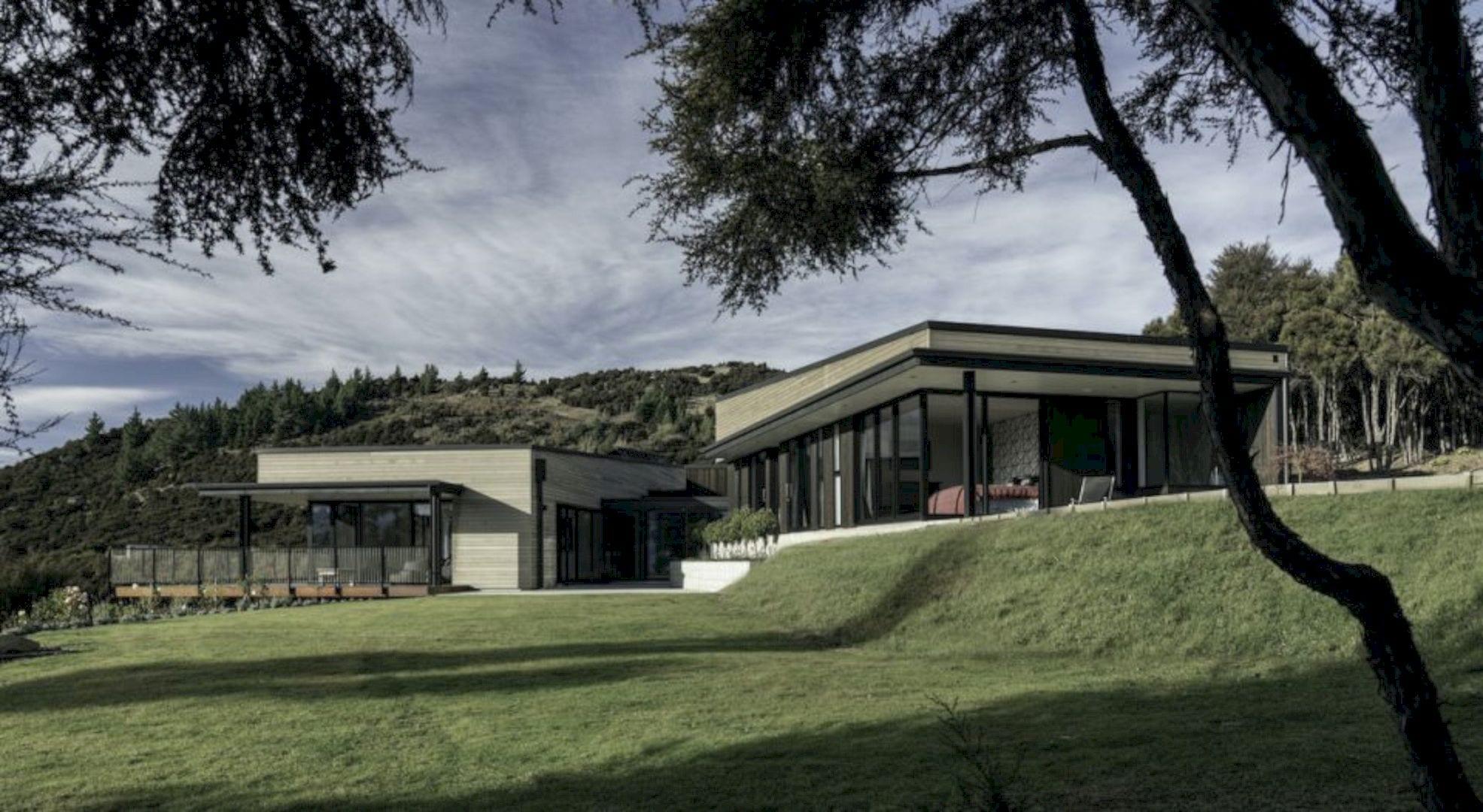 Hidden Hills Retreat By Condon Scott Architects 9
