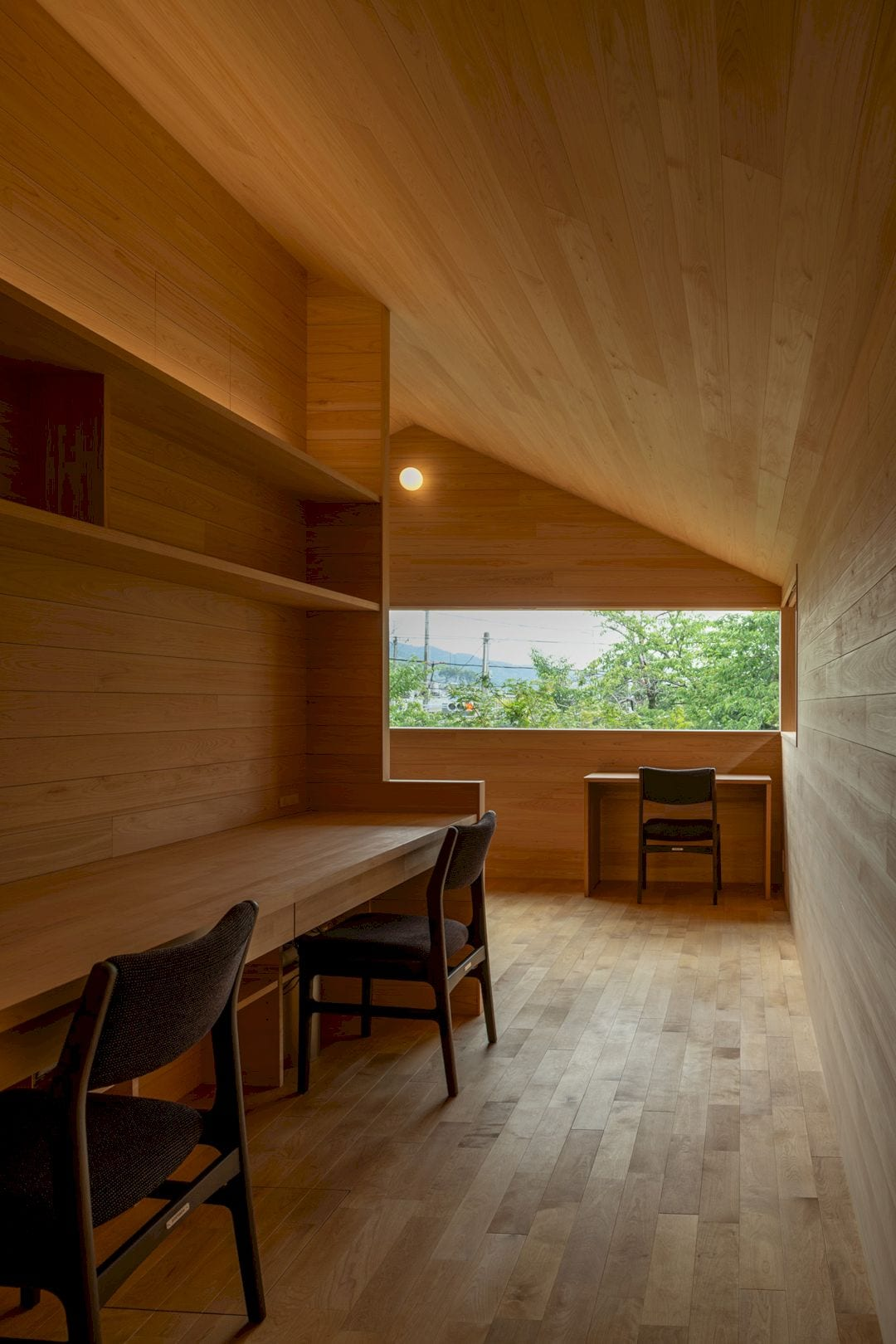 House In Ginkakuji Mae By Kazuya Morita Architecture Studio 13