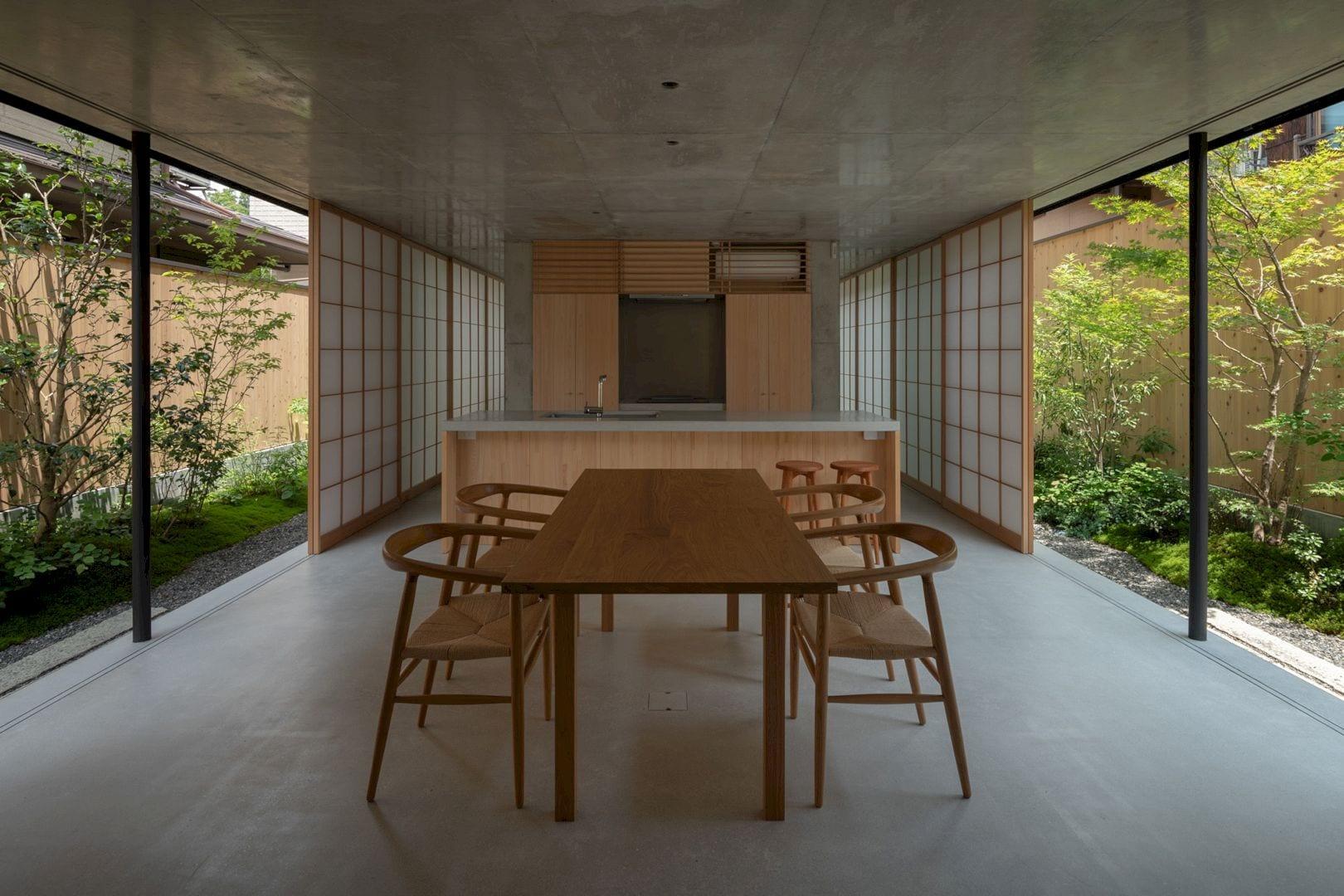 House In Ginkakuji Mae By Kazuya Morita Architecture Studio 18