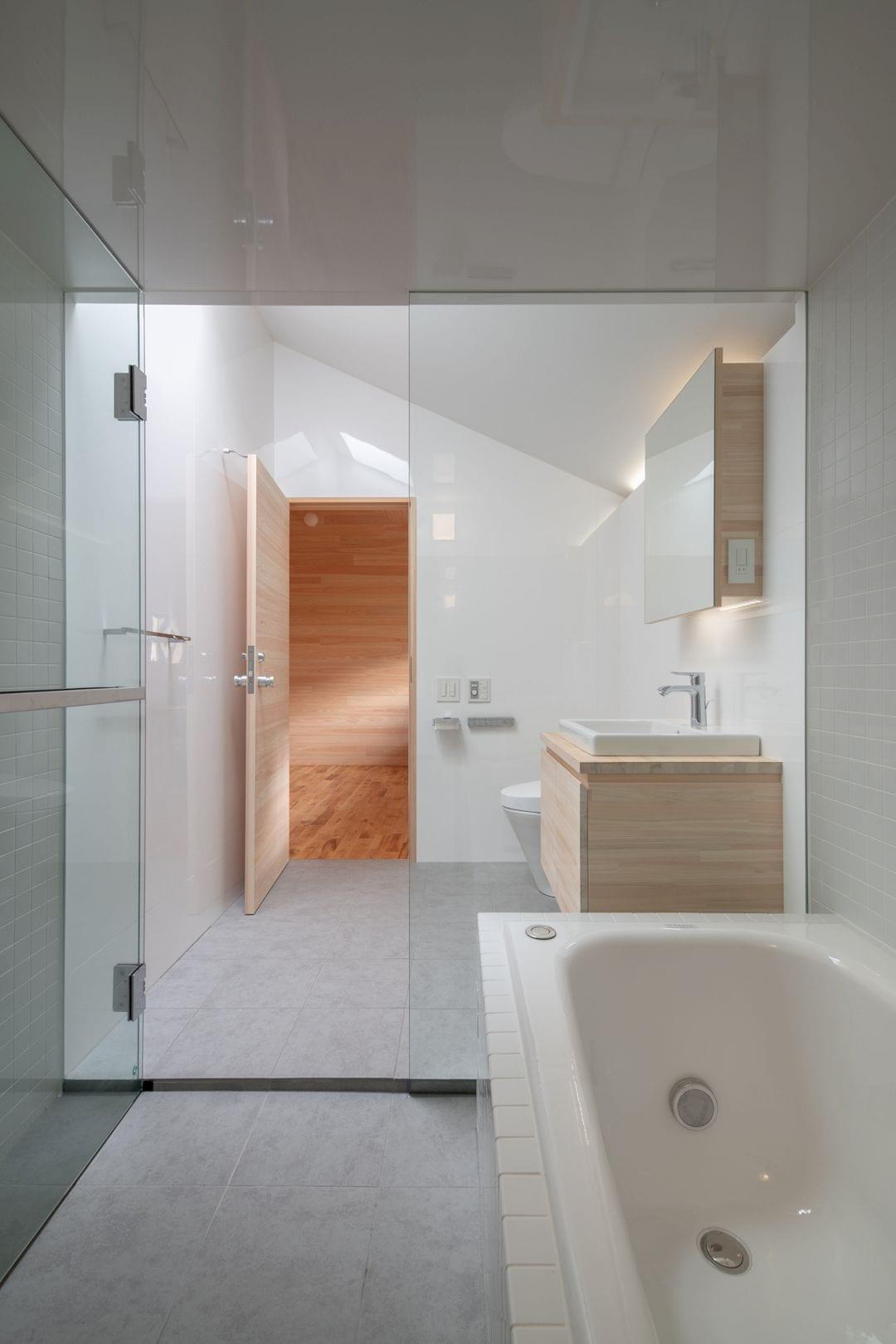 House In Ginkakuji Mae By Kazuya Morita Architecture Studio 2