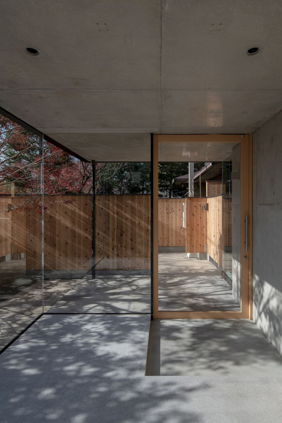 House In Ginkakuji Mae By Kazuya Morita Architecture Studio 5