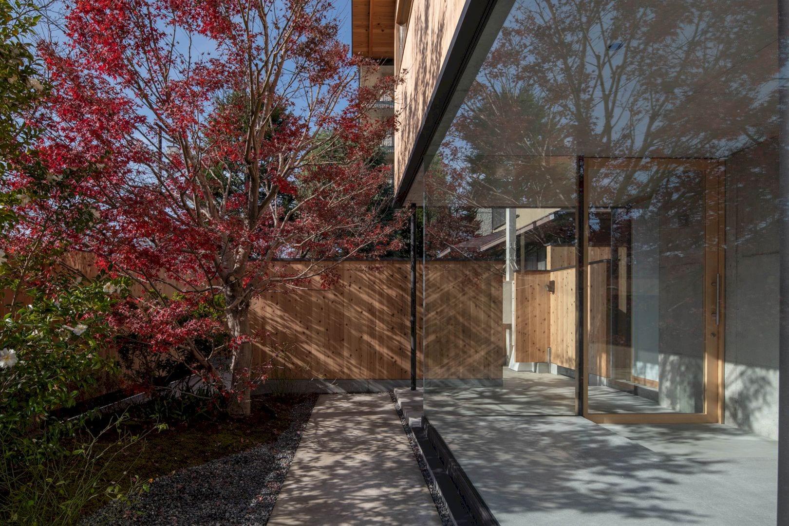 House In Ginkakuji Mae By Kazuya Morita Architecture Studio 6
