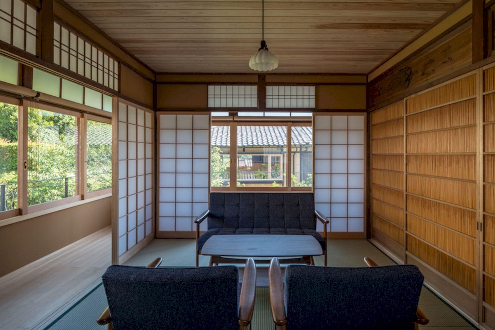 House In Shishigatani By Kazuya Morita Architecture Studio 7