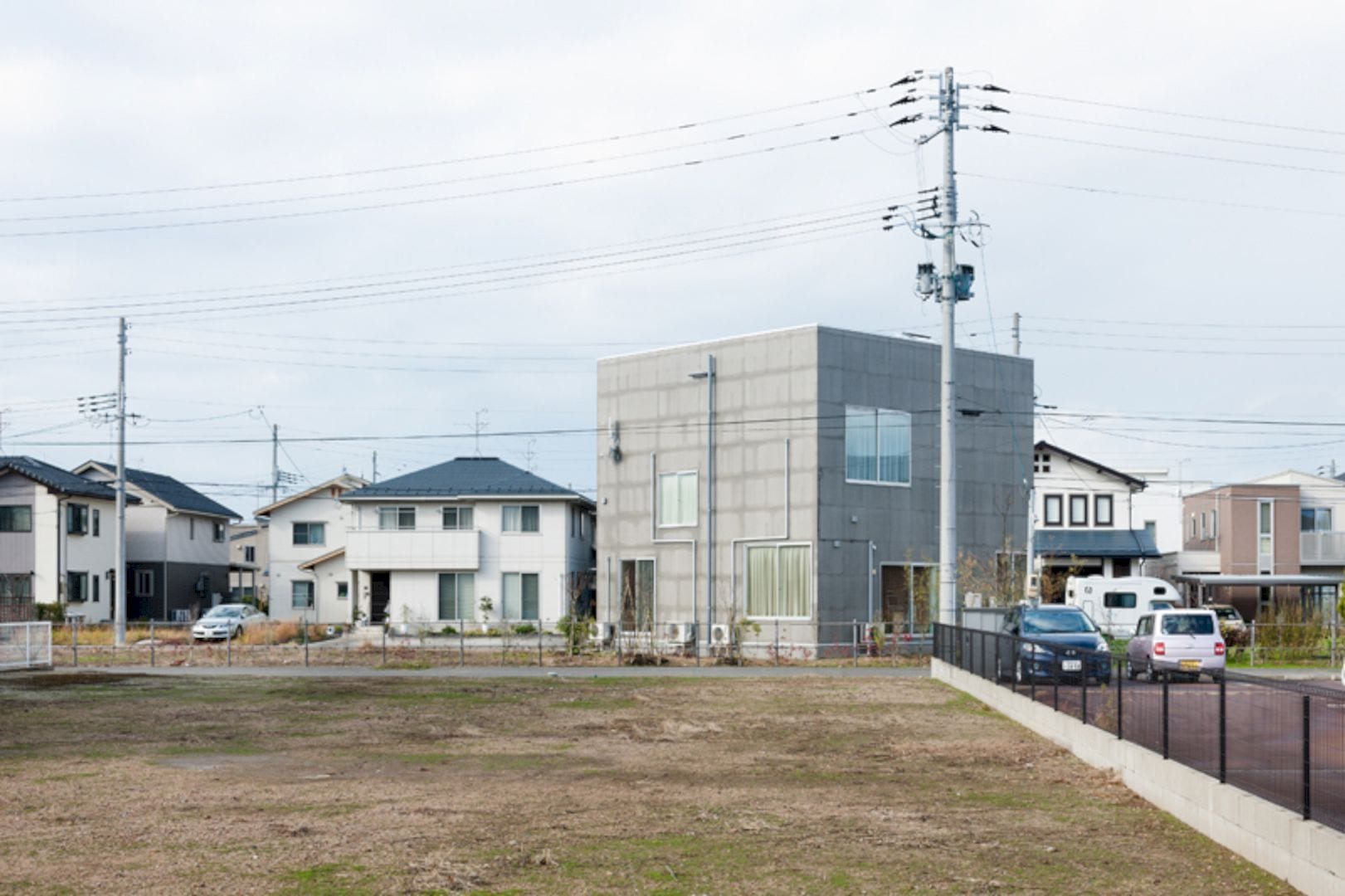 Kame House By Kochi Architect's Studio 1