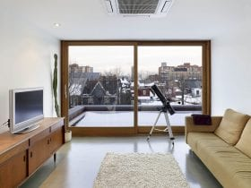 Richmond House By KOHN SHNIER Architects 9