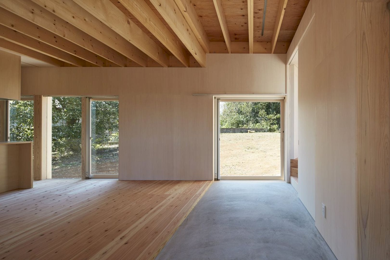 Slope Of Red Soil By Takao Shiotsuka Atelier 15