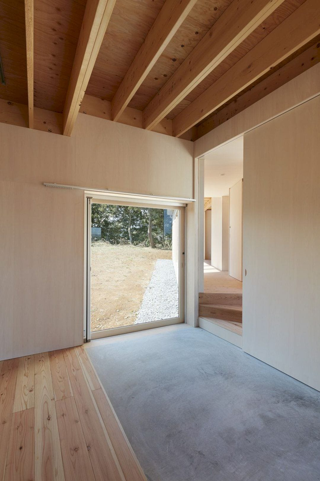 Slope Of Red Soil By Takao Shiotsuka Atelier 16