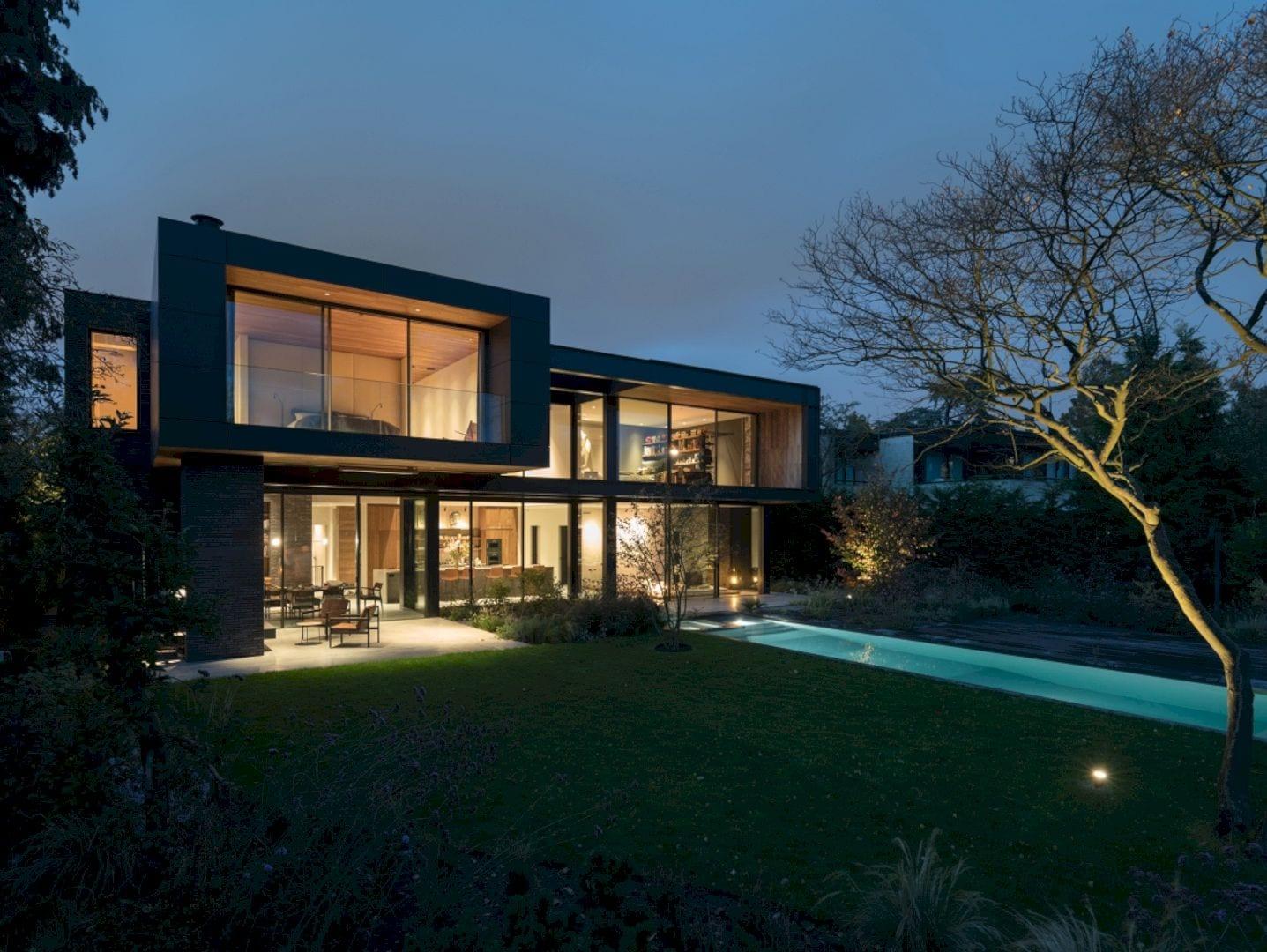 Villa Amsterdam By Marmol Radziner Architecture 1