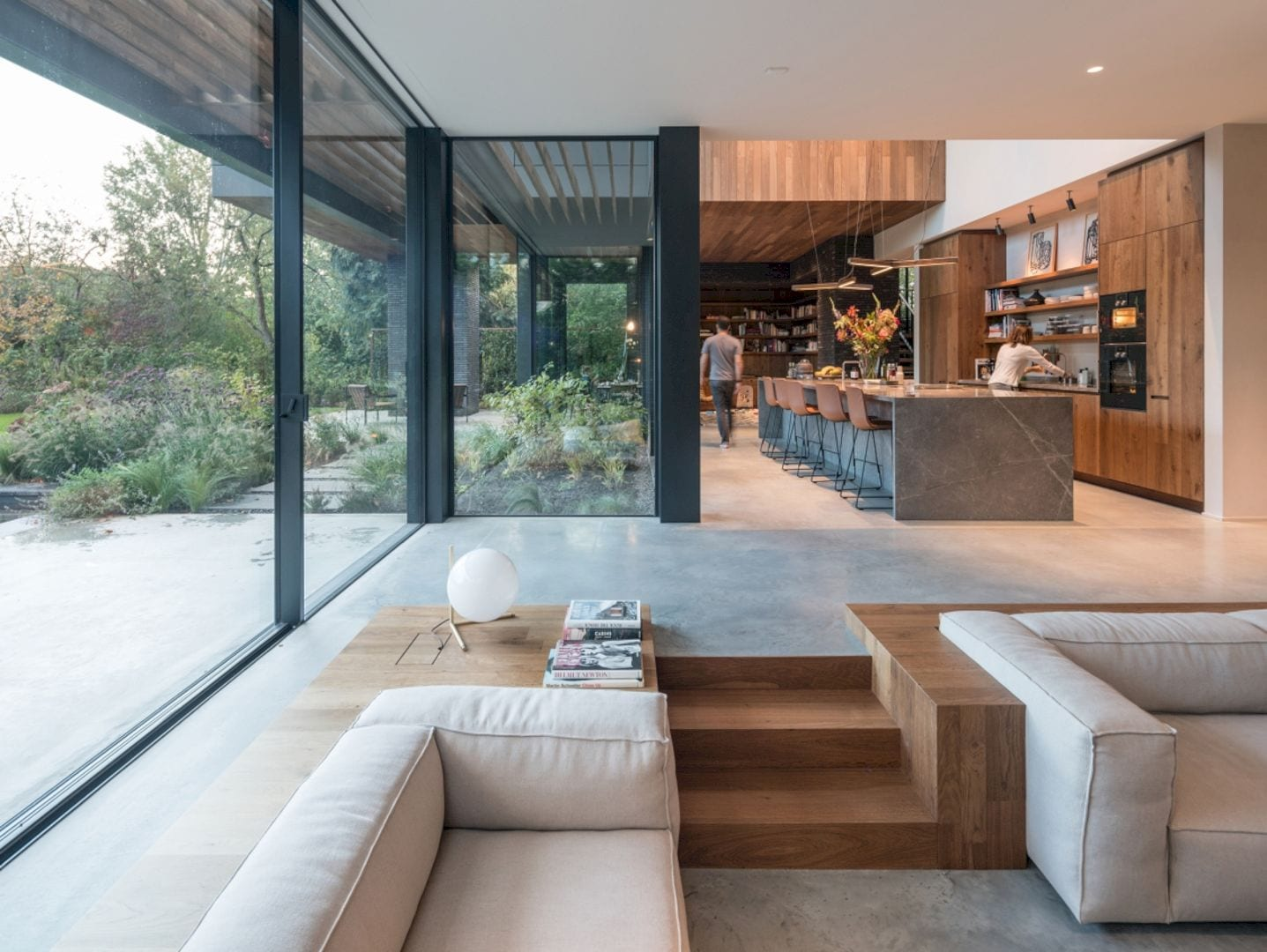 Villa Amsterdam By Marmol Radziner Architecture 3