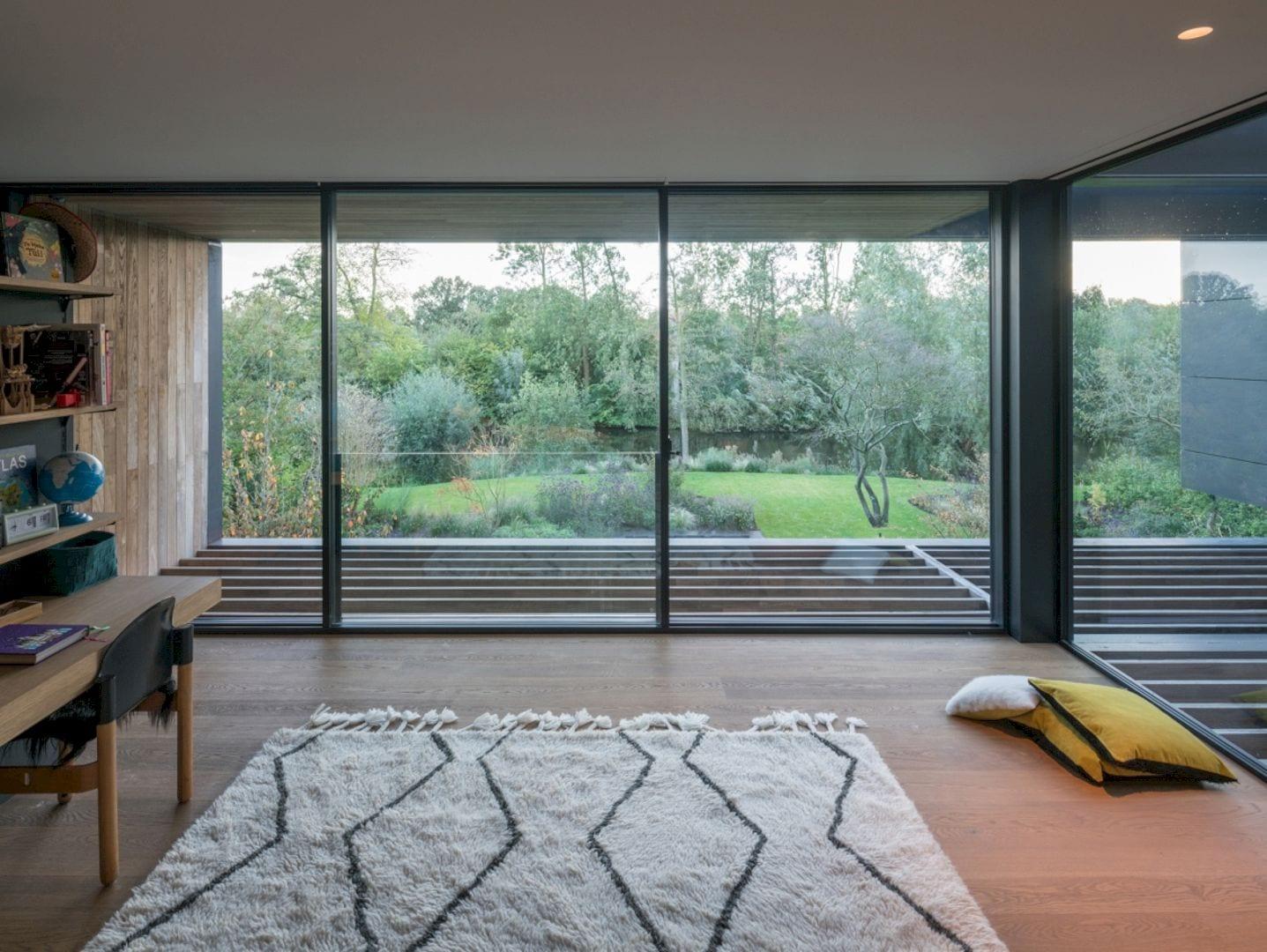 Villa Amsterdam By Marmol Radziner Architecture 4