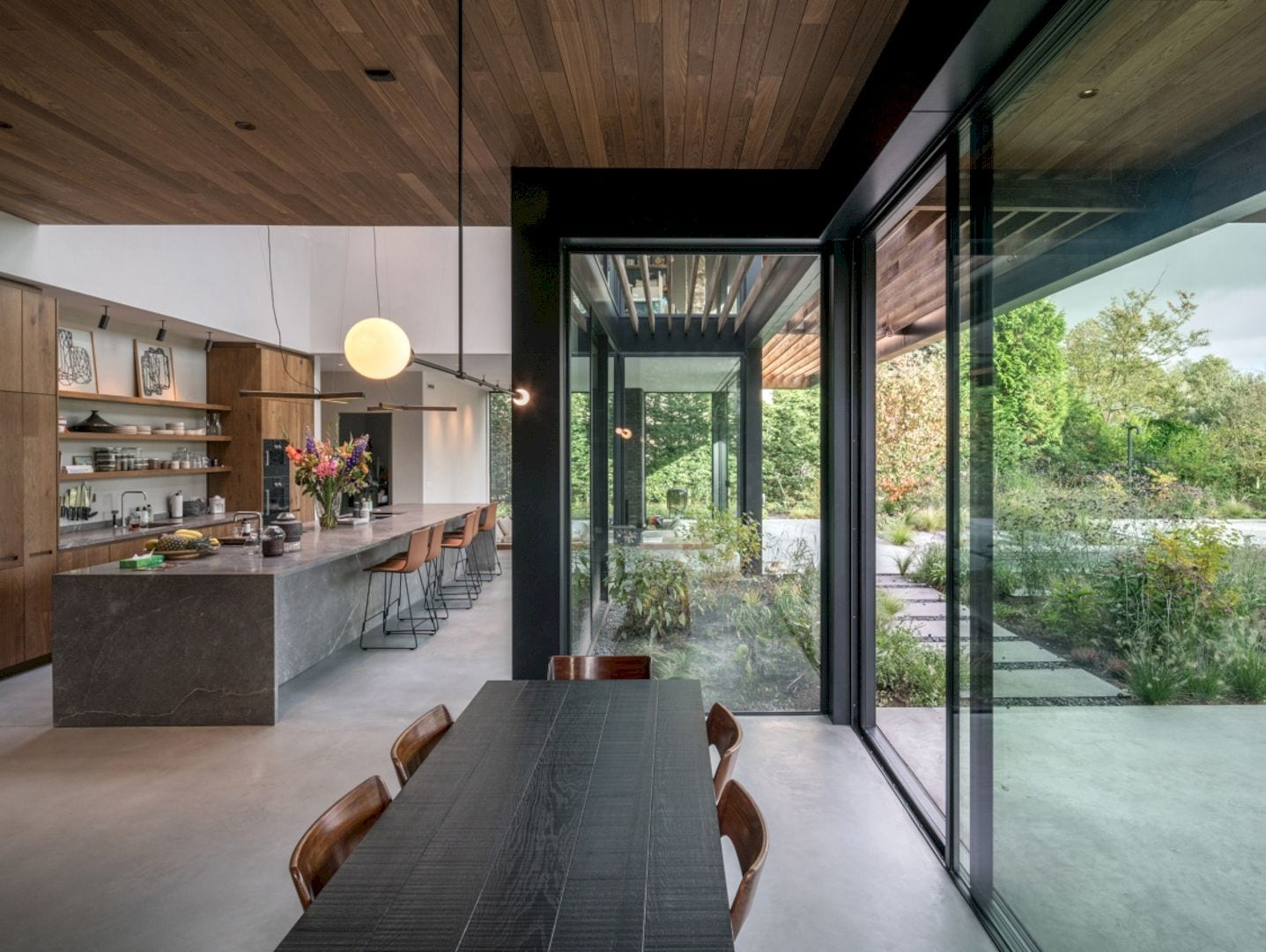 Villa Amsterdam By Marmol Radziner Architecture 5
