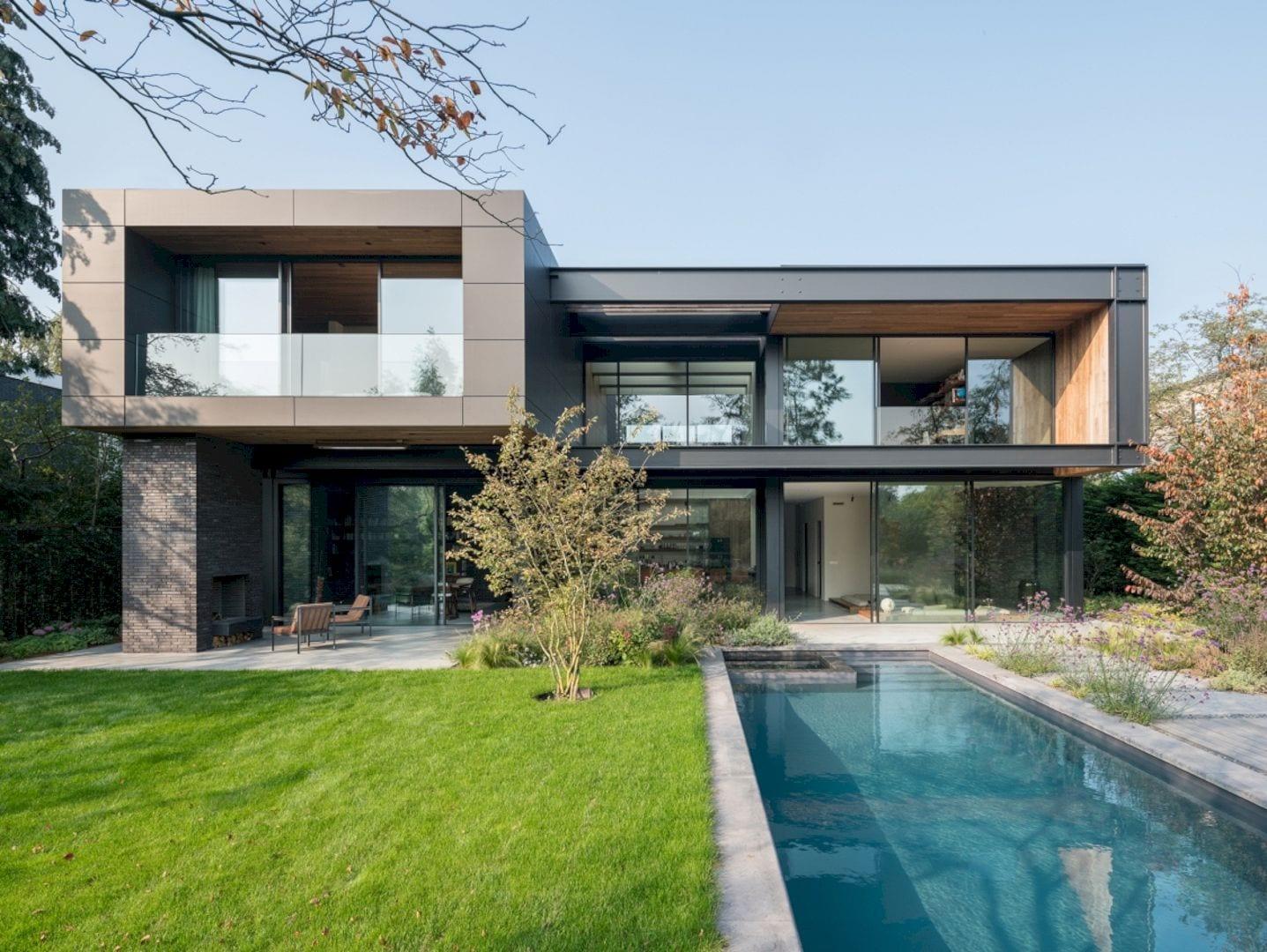 Villa Amsterdam By Marmol Radziner Architecture 8