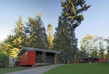 Woodway Residence By Bohlin Cywinski Jackson 2