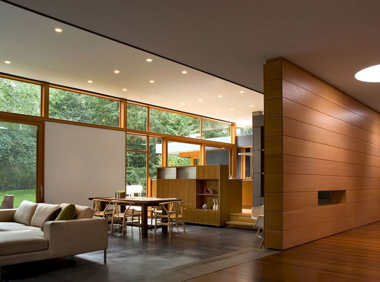 Woodway Residence By Bohlin Cywinski Jackson 5