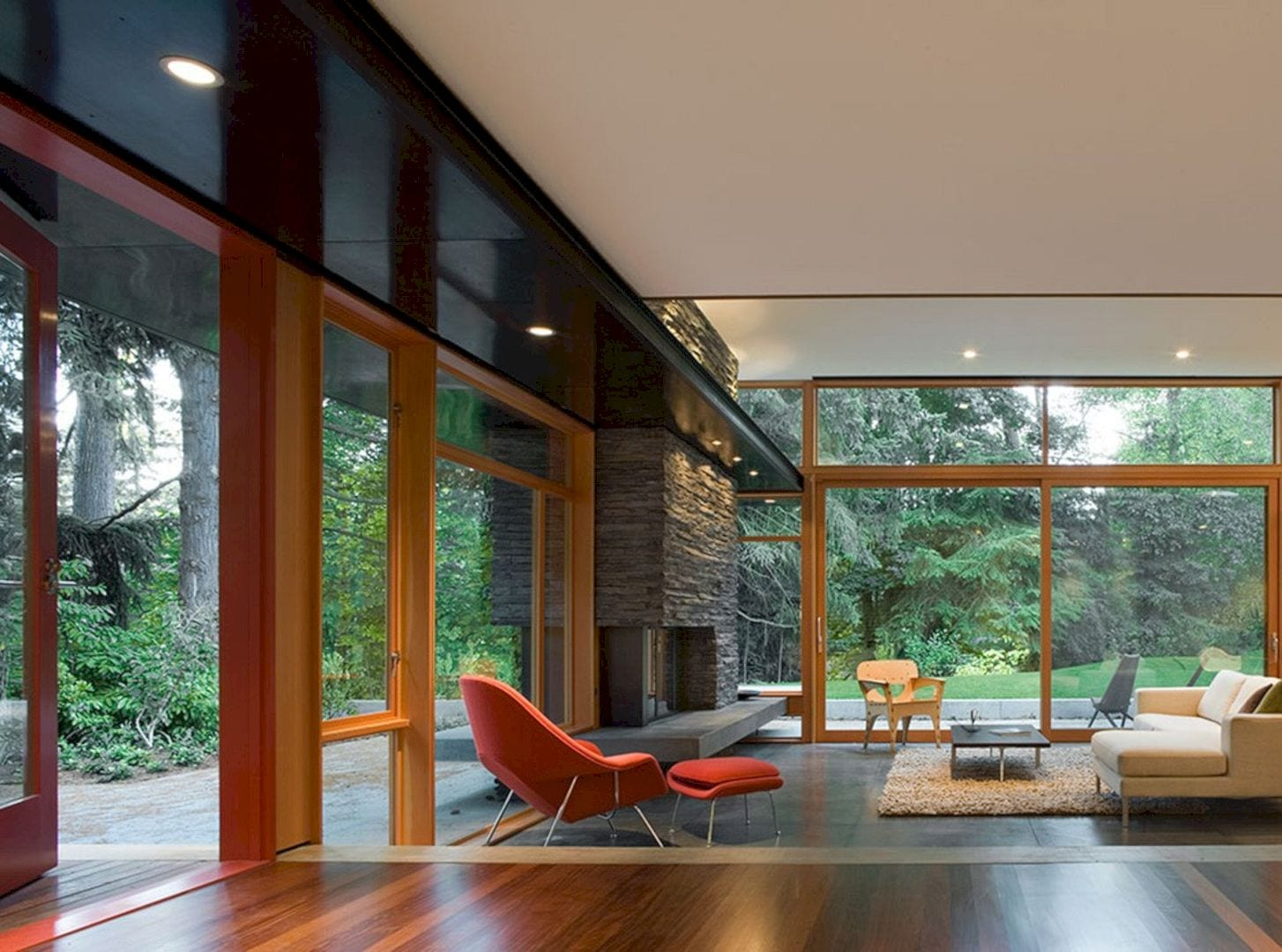 Woodway Residence By Bohlin Cywinski Jackson 6