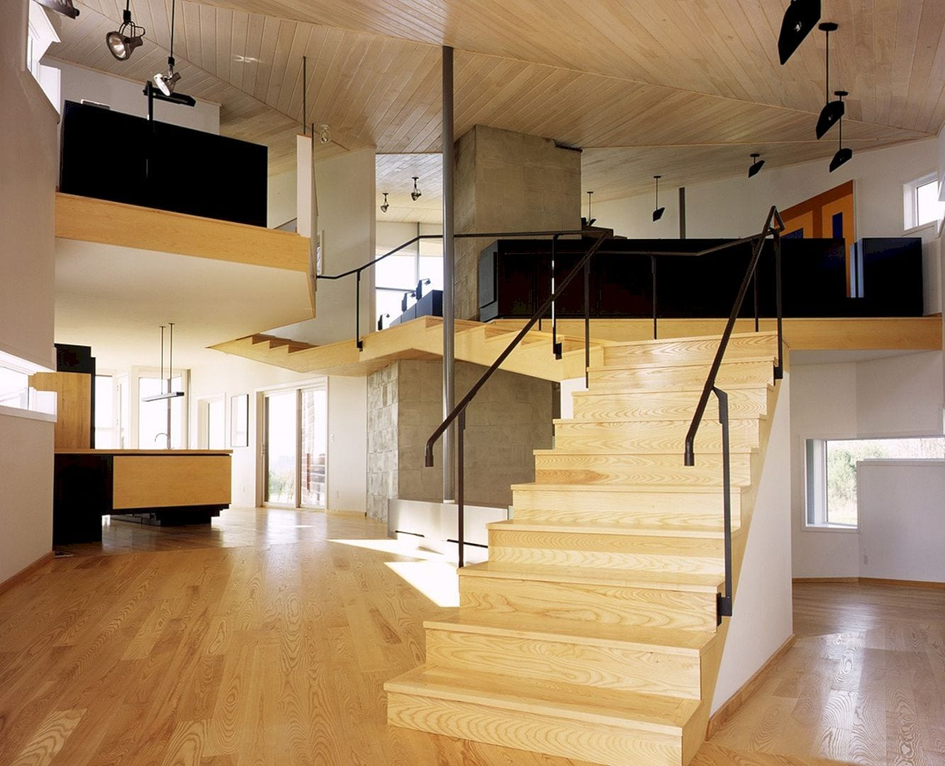 Y House By Steven Holl Architects 4