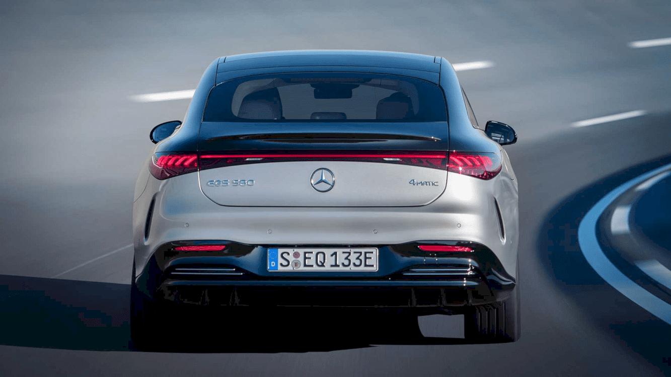 2022 Mercedes Benz Eqs 1
