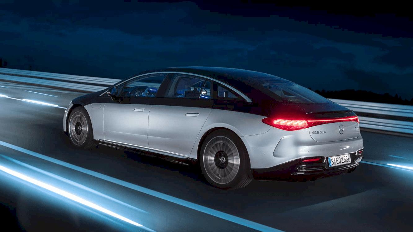 2022 Mercedes Benz Eqs 2