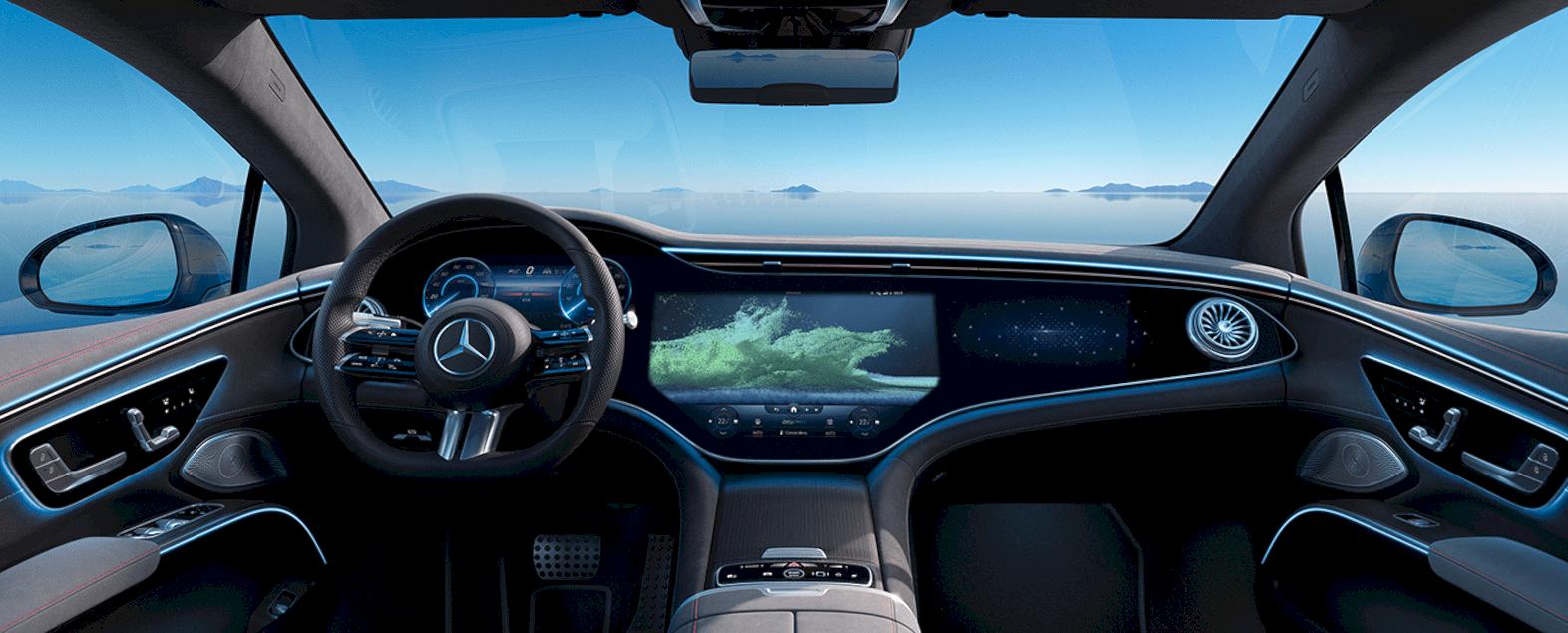 2022 Mercedes Benz Eqs 3