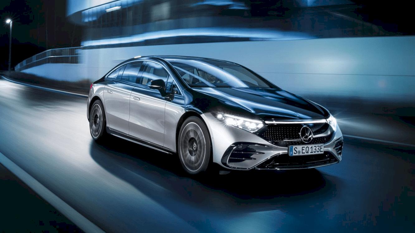 2022 Mercedes Benz Eqs 7
