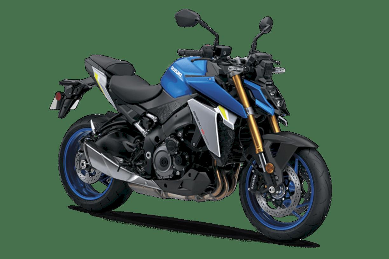 2022 Suzuki GSX-S1000: Own the Street
