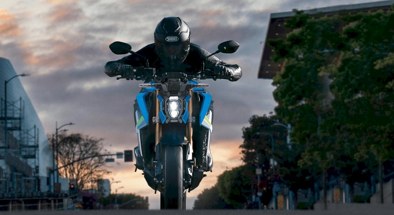 2022 Suzuki Gsx S1000 6