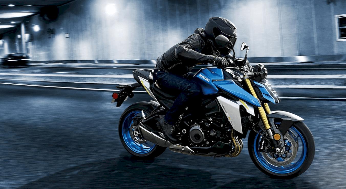 2022 Suzuki Gsx S1000 7