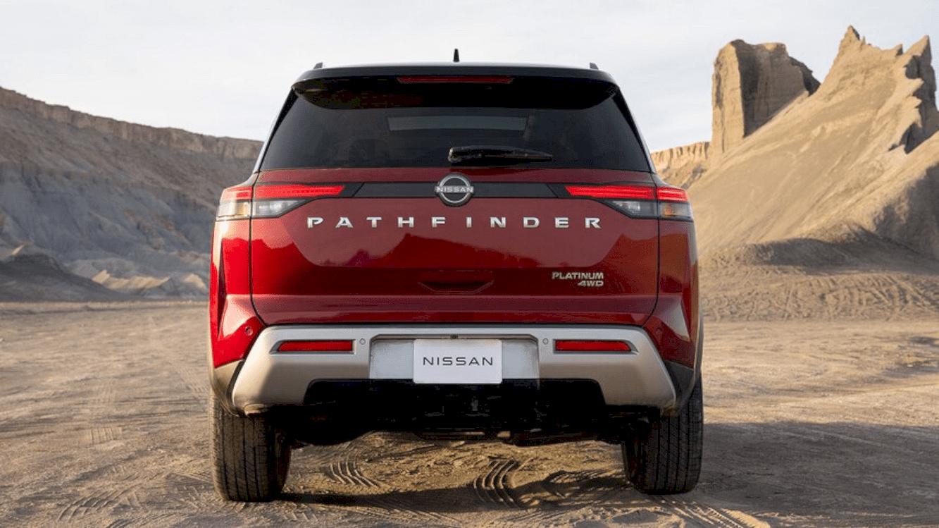 All New 2022 Nissan Pathfinder 2