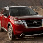 All New 2022 Nissan Pathfinder 5
