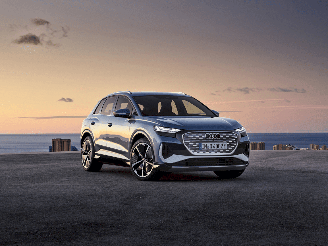 Audi Q4 e-tron: Electric, Efficient and Emotionally Appealing