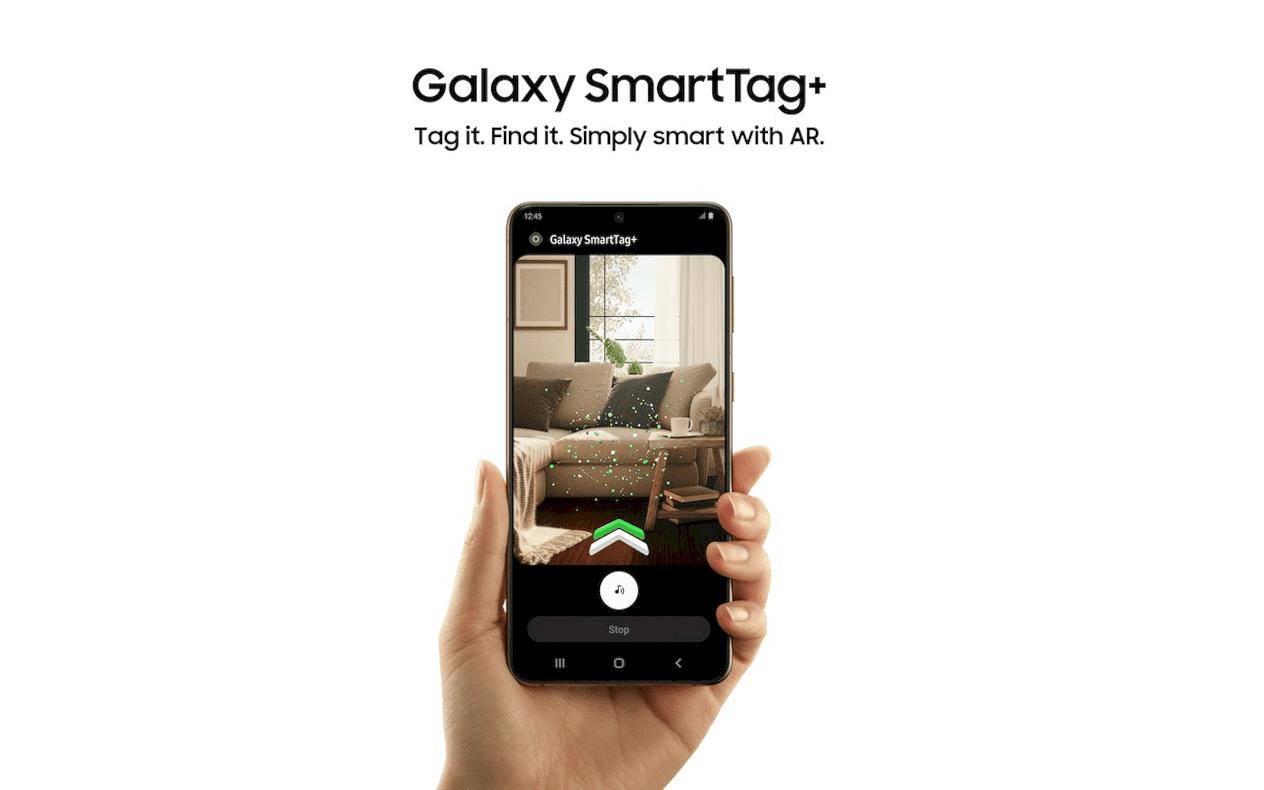 Galaxy Smarttag 1
