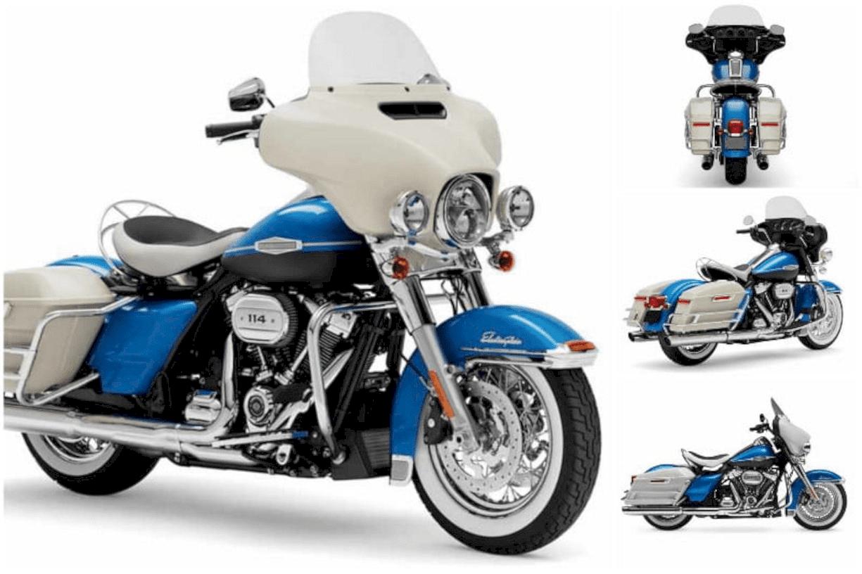 Harley Davidson Electra Glide Revival 1