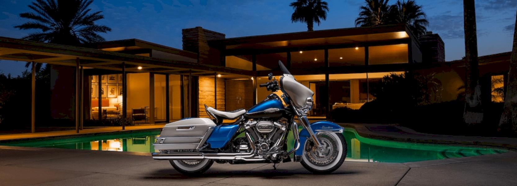 Harley Davidson Electra Glide Revival 3