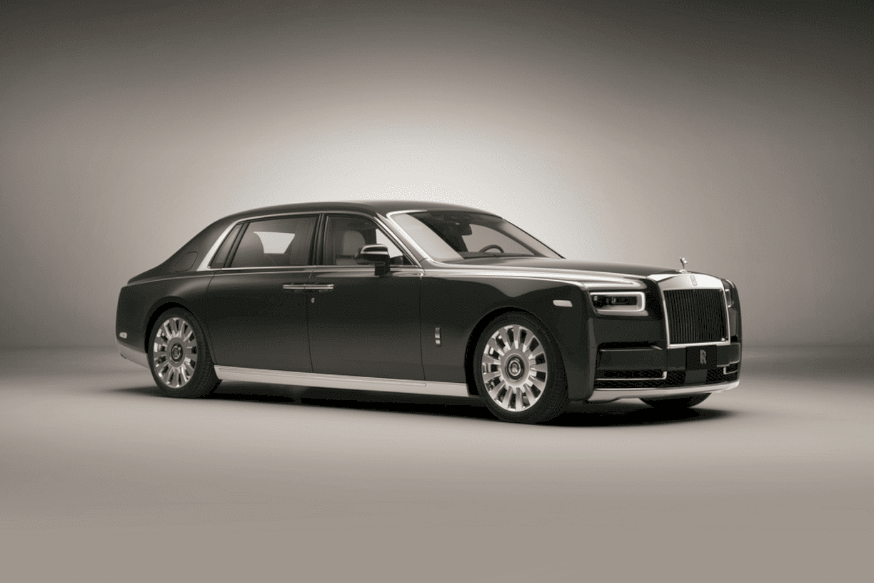 Rolls-Royce Phantom Uribe: A One-of-One By The World's Finest Luxury Houses