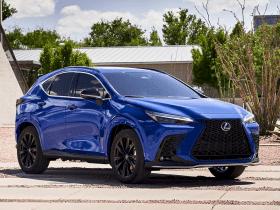 2022 Lexus Nx 3