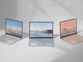 Microsoft New Lightweight Surface Laptop Go 1