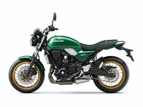 2022 Kawasaki Z650rs 2