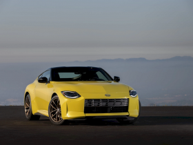 All New Nissan Z 5