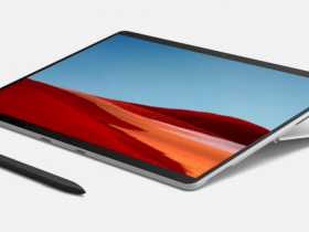 Microsoft Surface Pro X 1